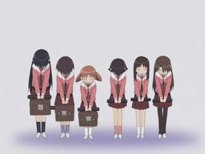 美浜ちよ(ちよちゃん)、榊(さかき)、春日歩(大阪)、滝野智(ともちゃん)、水原暦(よみ)、神楽(かぐら)