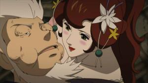 浪漫(ろまん・助け屋漫次郎)、阿国太夫(おくに だゆう)