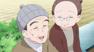 琴浦さん・琴浦春香(ことうら はるか)、真鍋義久(まなべ よしひさ)