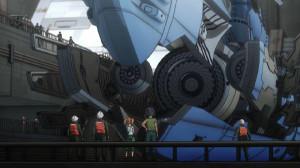 潜水艦イオナ【イ401】橿原杏平(かしはら きょうへい)四月一日いおり(わたぬき)