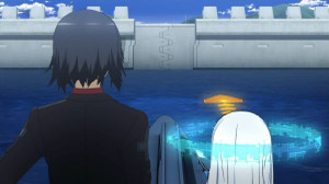 千早群像(ちはや ぐんぞう)潜水艦イオナ【イ401】