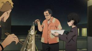 SHIROBAKO 丸川正人、興津由佳、高梨太郎/タロー