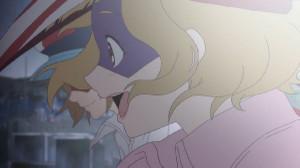 ガリナ / ヤッターマン1号(ガンちゃん)アルエット / ヤッターマン2号(アイちゃん)