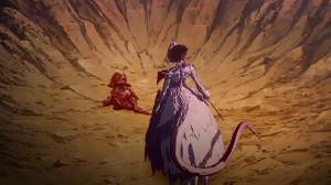 白羽衣つむぎ(しらうい)紅天蛾(ベニスズメ)