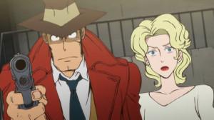 ルパン三世(Arsene Lupin III)次元大介(Daisuke Jigen)峰不二子(Fujiko Mine)銭形警部(Inspector Koichi Zenigata)エレナ・ゴッティ