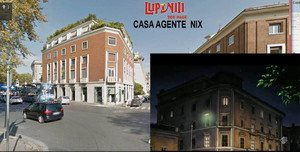 ルパン三世 エージェント・ニクスの自宅