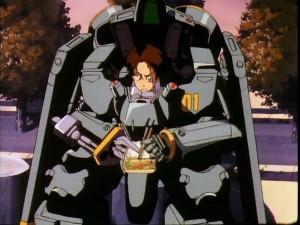 メタルスキンパニック MADOX-01