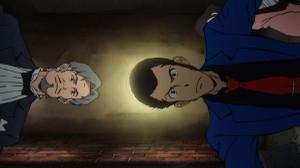 ルパン三世(Arsene Lupin III)ロブソン・ズッコーリ(ロッセリーニ家の執事)
