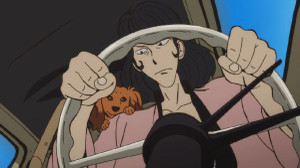 十三代目 石川五エ門(Goemon Ishikawa XIII)愛犬・ジョセフィーヌ