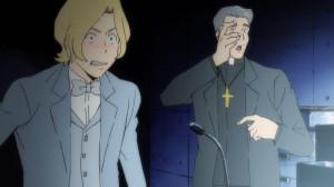 第17話「皆殺しのマリオネット」グレコ、神父