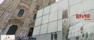 ミラノ 大聖堂広場