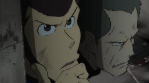ルパン三世(Arsene Lupin III)イギリス情報部MI-6 エージェント・ニクス(Nix)