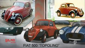 FIAT 500 トポリーノ