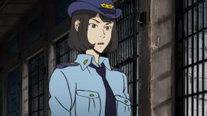 婦人警官 華崎マユ