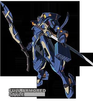 AHSMB-001 BLUE ONE -FORWARD type-(ブルー1 / ブルーワン)
