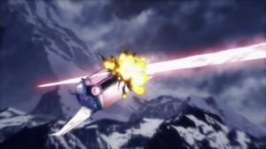 もっと重い輸送機がクラッシュして翼を失ったのに三人のワルキューレを誰も心配していない