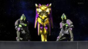 アクティヴレイド -機動強襲室第八係- 2nd(二期)12話 最終回 ラスボス