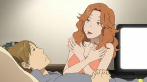 西岡正志(にしおかまさし/神谷浩史)三好麗美(みよしれみ/斎藤千和)
