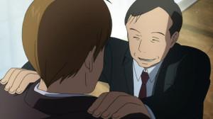 西岡正志(にしおかまさし/神谷浩史)村越局長