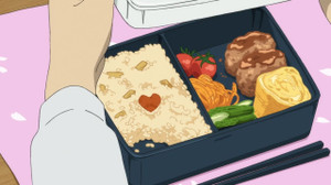 愛人の弁当