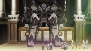 幻晶騎士(シルエットナイト)テレスターレ