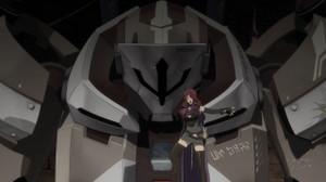 銅牙騎士団 ケルヒルト・ヒエタカンナス(井上喜久子)幻晶騎士(シルエットナイト)テレスターレ