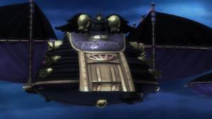 飛空船(レビテートシップ)
