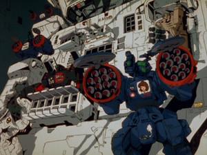 ナイツ&マジック 11話 超時空要塞マクロス
