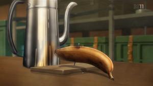 そのバナナハンマーで最高なのは最初は失敗しているところなんだよな。
