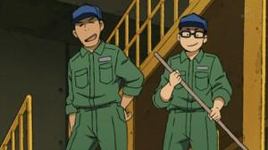増山『凄いよなあ、小此木さん。あの甘粕をちゃんと女扱いできるなんて。』平『ストライクゾーン、広すぎますよ。』