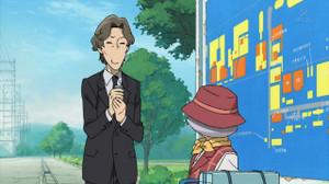 樋本貞(ひのもと さだ・ヤクルトレディー・謎のジョアおばあさん)飯干(いいぼし・事務次官)