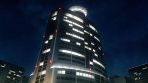 アクトシティのアクトタワーをモデルにしている