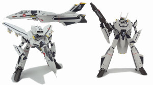 OVAは君を熱狂させるものがなかったかもしれないが、VF-0Sはクールな機体だぞ。