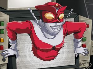 アカネはレッドナイフ(レッドマン)の力を得るためにkaijuを裏切った。