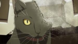 子供・黒猫(内田真礼)