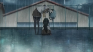 新月エルネスタ深海(しんげつふかみ・種崎敦美)袴田水晶(はかまだ すいしょう・悠木碧)