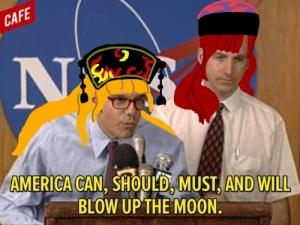 月ってクソじゃん?