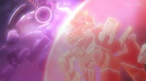 ビリン・ヴァレンタイン(水樹奈々)戦闘メカ イクイップメント 祈手(プレイヤー)
