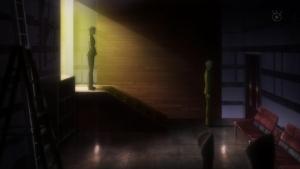 テレーザ陵駕『体はどう?』久利須=矜治・オブライエン『ステージ4だ。もう長くはない。』
