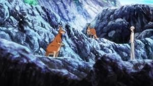 RobiHachi 第11話 イセカンガルー