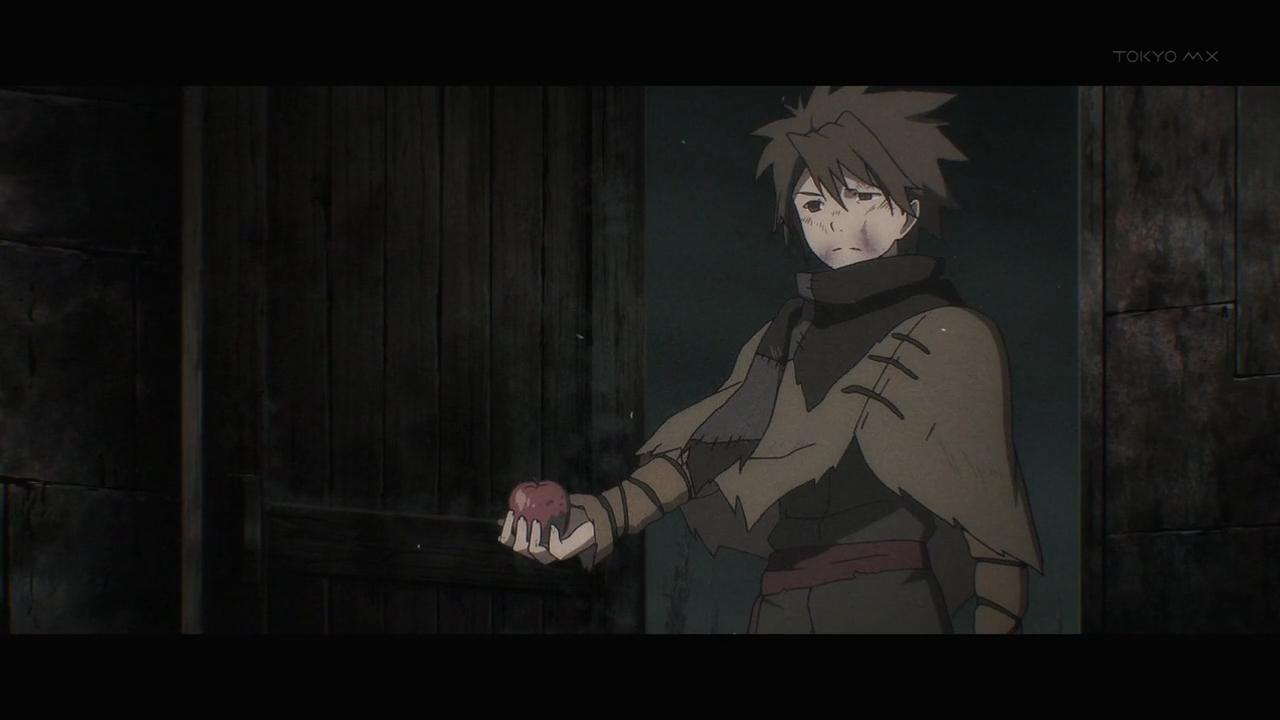 ヴィラジュリオとリンゴ