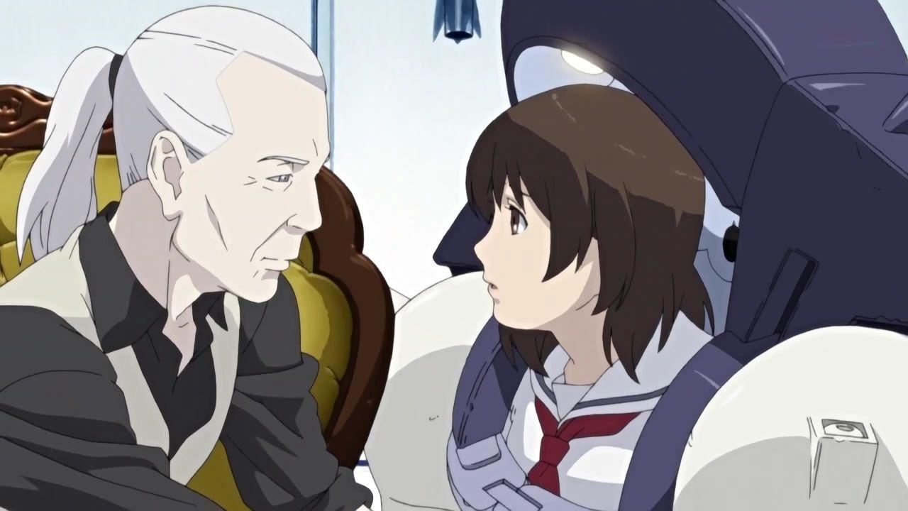 波留真理と蒼井ミナモ