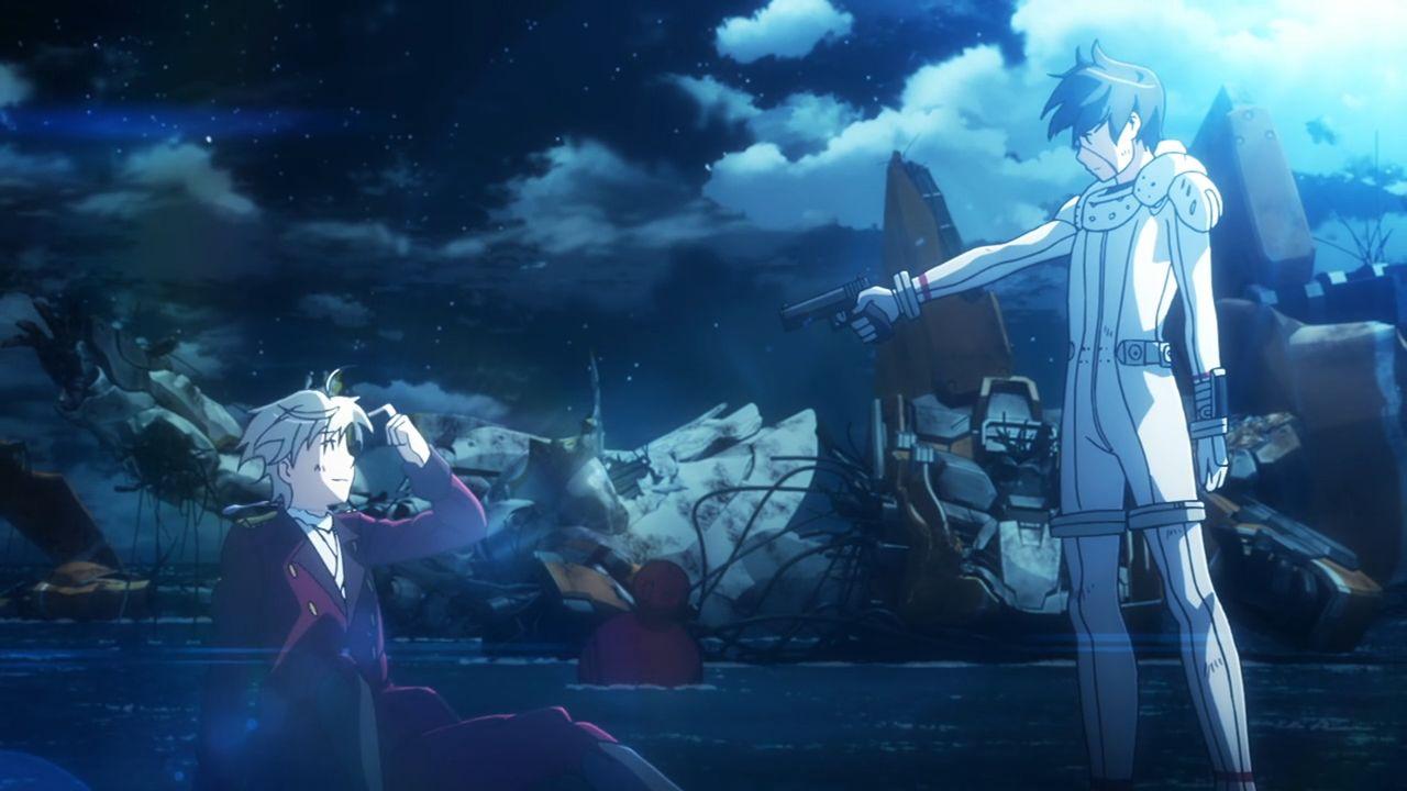 ALDNOAH.ZERO(アルドノア・ゼロ)界塚伊奈帆(かいづか いなほ)スレイン・ザーツバルム・トロイヤード