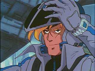 超時空要塞マクロス ロイ・フォッカー (Roy Focker)