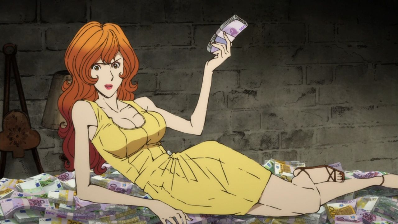 ルパン三世 LUPIN the Third 2015 峰不二子(Fujiko Mine)