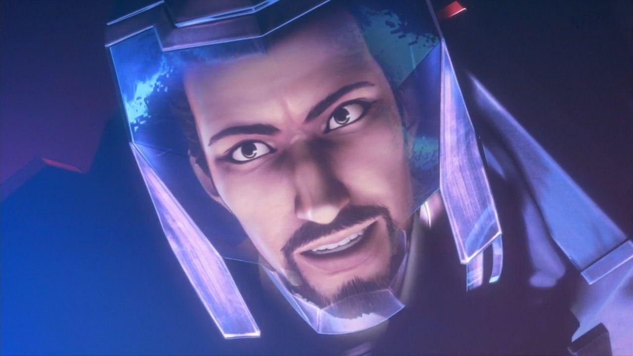 Infini-T Force(インフィニティ フォース)第7話 Z (ゼット/ 斧アツシ)
