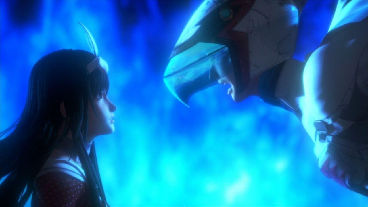 Infini-T Force(インフィニティ フォース)第11話 界堂笑(かいどうエミ/茅野愛衣)鷲尾健(わしお けん/科学忍者隊ガッチャマン/関智一)