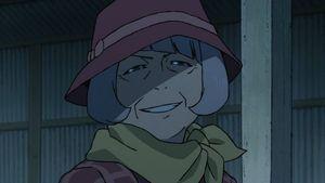 樋本貞(ひのもと さだ・ヤクルトレディー・謎のジョアおばあさん)
