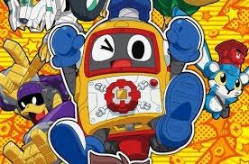 ほとんどヘボットがバトルをしてる感じ!そういえばヘボットもジェットパックを持ってたね。